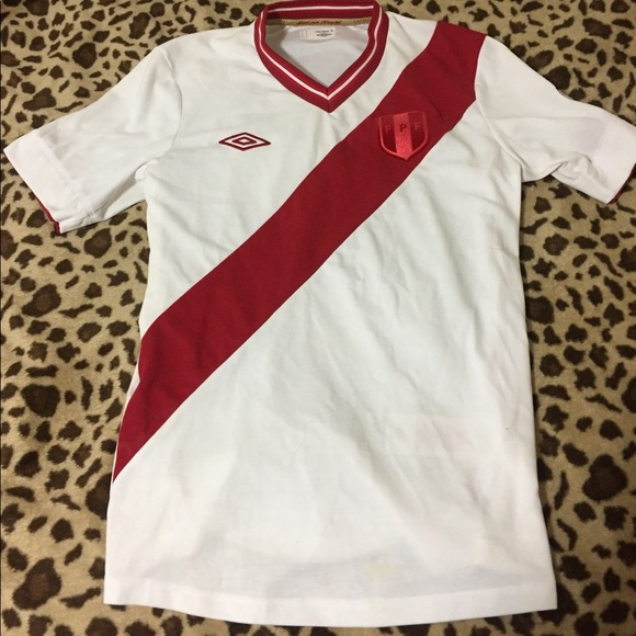 check out 2d700 4c009 Limited Edition Peru Jersey: Tailored by Umbro